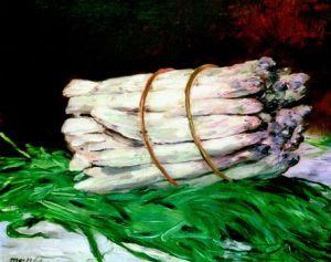 E. Manet   Asparagus